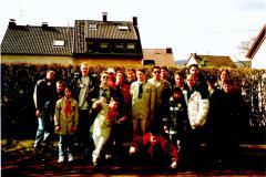 2000: Solidaritätsmarsch